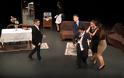 Καταπληκτική  θεατρική παράσταση από το ΓΥΜΝΑΣΙΟ της ΒΟΝΙΤΣΑΣ στο ΔΗΠΕΘΕ Αγρινίου -ΦΩΤΟ - Φωτογραφία 9