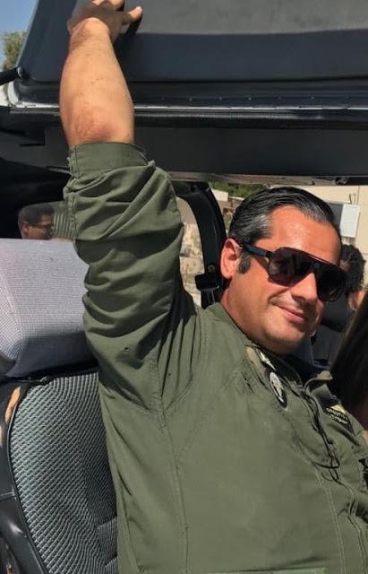 Πένθος στο Λιμενικό – Έφυγε από τη ζωή πιλότος των εναέριων μέσων - Φωτογραφία 1