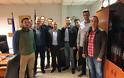 Συνάντηση του ΕΚΑ Θεσσαλονίκης με τον Διευθυντή Ασφαλείας