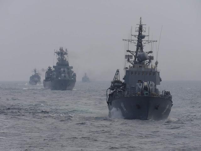 Συμμετοχή του Πολεμικού Ναυτικού στην Πολυεθνική Άσκηση ''SEA SHIELD 19'' - Φωτογραφία 1