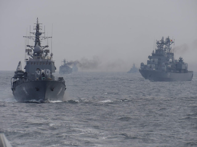 Συμμετοχή του Πολεμικού Ναυτικού στην Πολυεθνική Άσκηση ''SEA SHIELD 19'' - Φωτογραφία 2