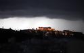 Κεραυνός έπεσε στην Ακρόπολη - 4 τραυματίες