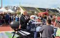 Η αστυνομία στη Μεσσηνία συμμετείχε με παράλληλες δράσεις σε παιδικό αθλητικό και ποδοσφαιρικό τουρνουά