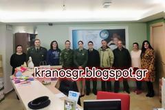 Κοινωνική Προσφορά Στρατού Ξηράς: Το ΚΕΤΧ στο Χαμόγελο του Παιδιού