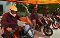 KTM Orange Days: Η Ρόδος σε πορτοκαλί αποχρωση