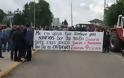 Δυναμικό το συλλαλητήριο στο Κουβαρά  ενάντια των βιορευστών στις Φυτείες