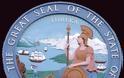 Η θεά Αθηνά εικονίζεται στην επίσημη σφραγίδα της Καλιφόρνιας! - Φωτογραφία 3