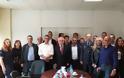 Η Ένωση Δράμας με τον κ.Αρχηγό και τον Επιθεωρητή Βορείου Ελλάδας