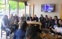 Συναντήσεις και ομιλίες του υπ. Δημάρχου Κώστα Παλάσκα με τις κοινότητες των μετακινούμενων κτηνοτρόφων στη Θεσσαλία (εικόνες)