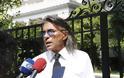 Ο Ηλίας Ψινάκης παραιτήθηκε από δήμαρχος Μαραθώνα