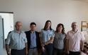 Κλιμάκιο της Ένωση Νοτιοανατολικής επισκέφθηκε την Διεύθυνση και το Α.Τ. Ελληνικού