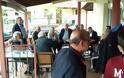 Επισκέψεις του Υποψηφίου Δημάρχου Γρεβενών και Επικεφαλής του συνδυασμού «Μαζί συνεχίζουμε» Δημοσθένη Κουπτσίδη σε Τοπικές Κοινότητες του Δήμου Γρεβενών - Φωτογραφία 2