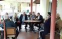 Επισκέψεις του Υποψηφίου Δημάρχου Γρεβενών και Επικεφαλής του συνδυασμού «Μαζί συνεχίζουμε» Δημοσθένη Κουπτσίδη σε Τοπικές Κοινότητες του Δήμου Γρεβενών - Φωτογραφία 3
