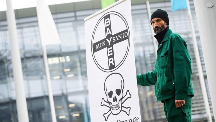 Διαδηλώσεις σε όλον τον κόσμο εναντίον της Bayer-Monsanto και άλλων εταιρειών προγραμματίζονται για το Σαββατοκύριακο - Φωτογραφία 1