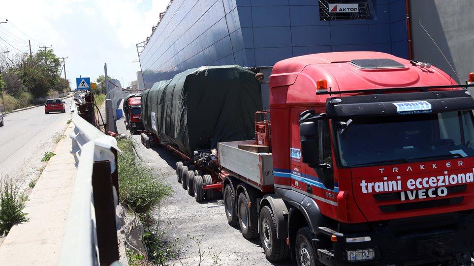 Μετρό Θεσσαλονίκης: Πέντε μήνες μετά τα εγκαίνια έφτασαν τα πρώτα βαγόνια! - Φωτογραφία 1
