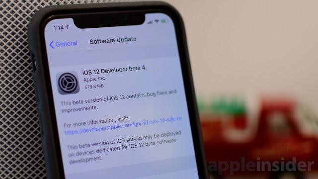 Ξεκίνησε η κυκλοφορία του iOS 12.4 beta 1 - Φωτογραφία 1