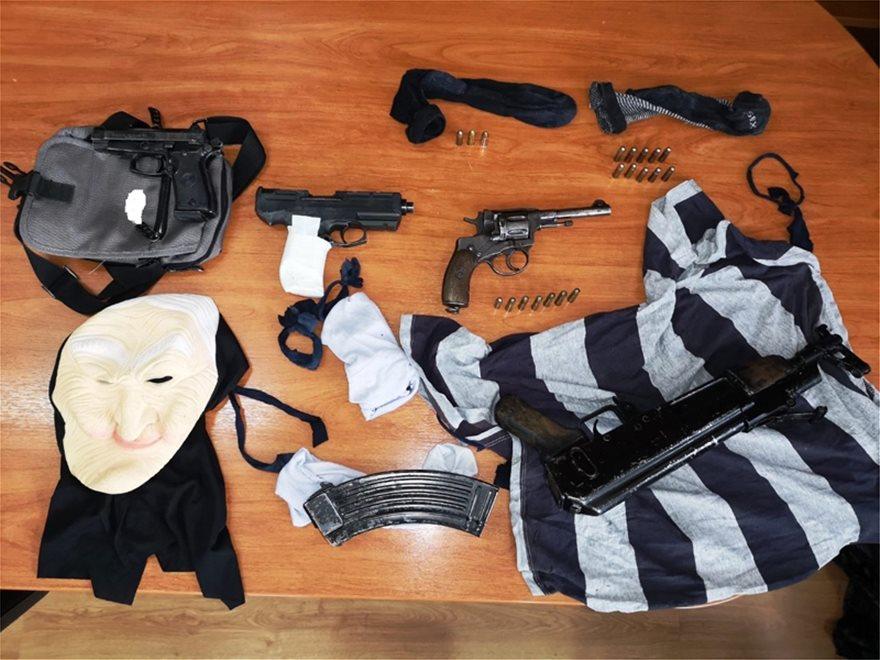 Αττική: Εξαρθρώθηκε συμμορία που διέπραξε πάνω από 9 ένοπλες ληστείες  Αρτέμιδα - Φωτογραφία 2