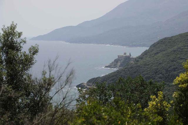 12049 - Η διαδρομή Βατοπαίδι - Παντοκράτορος από το μονοπάτι (φωτογραφίες) - Φωτογραφία 22