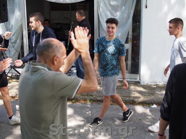 Ο Πρωτέας Γρεβενών γιόρτασε, για δεύτερη χρονιά, τον πολιούχο της πόλης, στην Κοκκινιά (εικόνες + video) - Φωτογραφία 100
