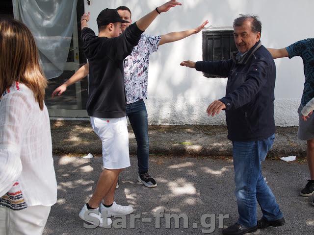 Ο Πρωτέας Γρεβενών γιόρτασε, για δεύτερη χρονιά, τον πολιούχο της πόλης, στην Κοκκινιά (εικόνες + video) - Φωτογραφία 112