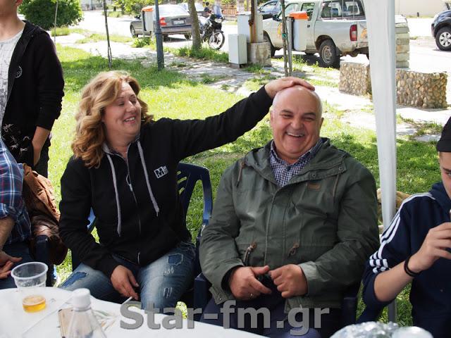 Ο Πρωτέας Γρεβενών γιόρτασε, για δεύτερη χρονιά, τον πολιούχο της πόλης, στην Κοκκινιά (εικόνες + video) - Φωτογραφία 114