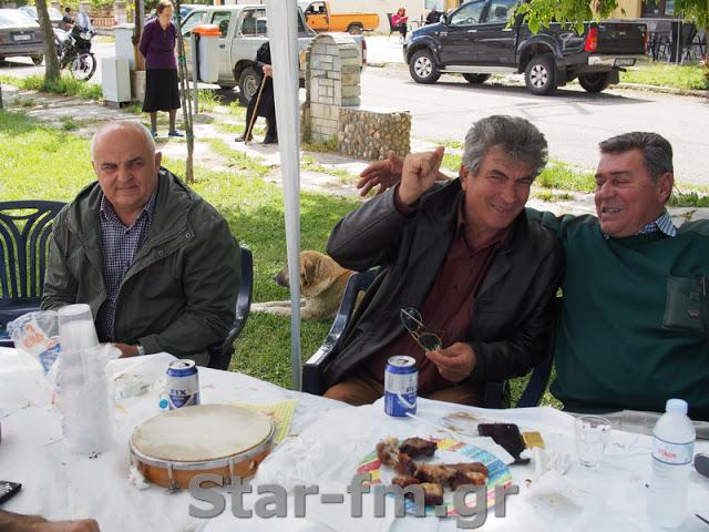 Ο Πρωτέας Γρεβενών γιόρτασε, για δεύτερη χρονιά, τον πολιούχο της πόλης, στην Κοκκινιά (εικόνες + video) - Φωτογραφία 130