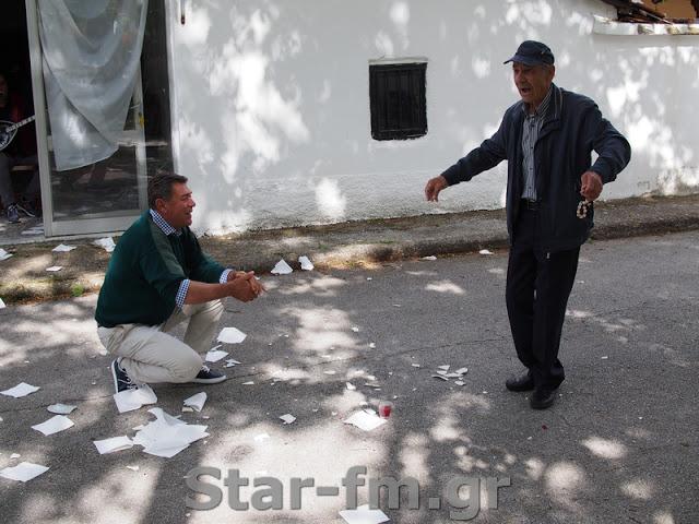 Ο Πρωτέας Γρεβενών γιόρτασε, για δεύτερη χρονιά, τον πολιούχο της πόλης, στην Κοκκινιά (εικόνες + video) - Φωτογραφία 142