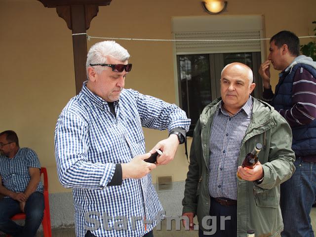 Ο Πρωτέας Γρεβενών γιόρτασε, για δεύτερη χρονιά, τον πολιούχο της πόλης, στην Κοκκινιά (εικόνες + video) - Φωτογραφία 15
