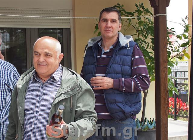 Ο Πρωτέας Γρεβενών γιόρτασε, για δεύτερη χρονιά, τον πολιούχο της πόλης, στην Κοκκινιά (εικόνες + video) - Φωτογραφία 16