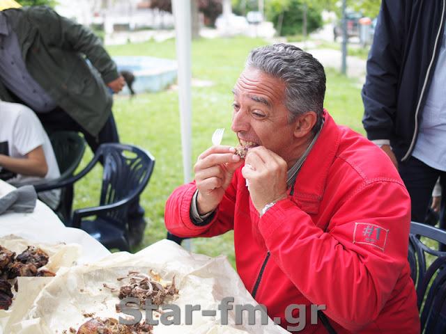 Ο Πρωτέας Γρεβενών γιόρτασε, για δεύτερη χρονιά, τον πολιούχο της πόλης, στην Κοκκινιά (εικόνες + video) - Φωτογραφία 36