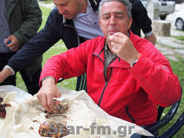 Ο Πρωτέας Γρεβενών γιόρτασε, για δεύτερη χρονιά, τον πολιούχο της πόλης, στην Κοκκινιά (εικόνες + video) - Φωτογραφία 38