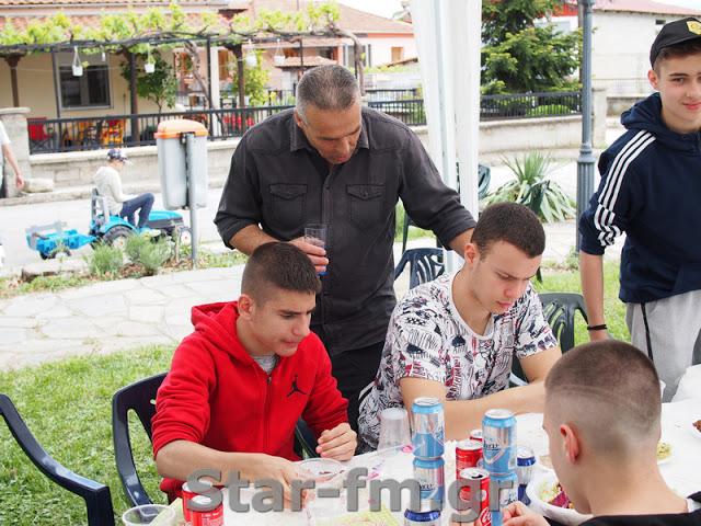 Ο Πρωτέας Γρεβενών γιόρτασε, για δεύτερη χρονιά, τον πολιούχο της πόλης, στην Κοκκινιά (εικόνες + video) - Φωτογραφία 53