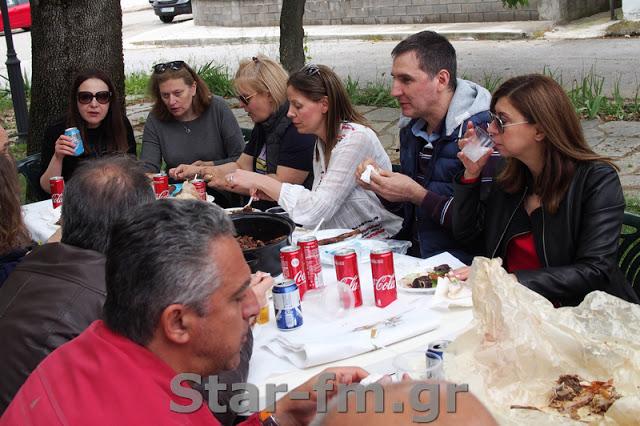 Ο Πρωτέας Γρεβενών γιόρτασε, για δεύτερη χρονιά, τον πολιούχο της πόλης, στην Κοκκινιά (εικόνες + video) - Φωτογραφία 54