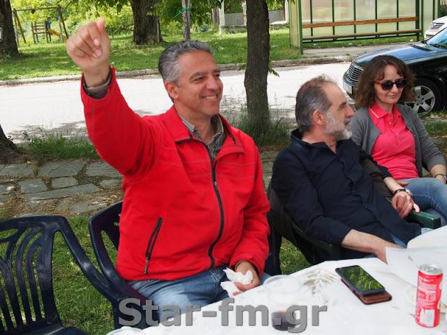 Ο Πρωτέας Γρεβενών γιόρτασε, για δεύτερη χρονιά, τον πολιούχο της πόλης, στην Κοκκινιά (εικόνες + video) - Φωτογραφία 72