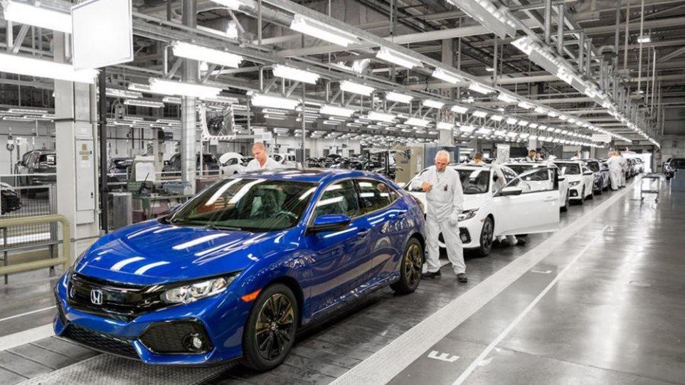 Honda: Κλείνει το εργοστάσιο στο Swindon της Αγγλίας - Φωτογραφία 1