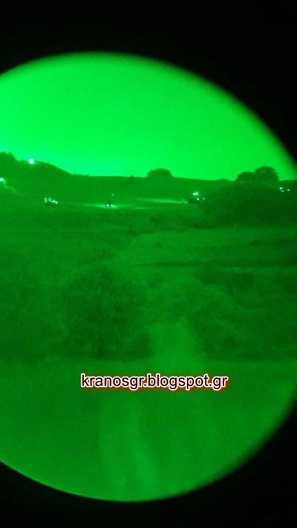 Συμβαίνει τώρα - Εντολή του ΑΓΕΣ Αντγου Γ. Καμπά για εξάλειψη Αεροπρογεφυρώματος στο Βόρειο Έβρο - Φωτογραφία 11