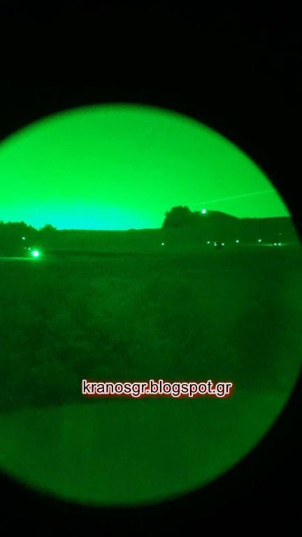 Συμβαίνει τώρα - Εντολή του ΑΓΕΣ Αντγου Γ. Καμπά για εξάλειψη Αεροπρογεφυρώματος στο Βόρειο Έβρο - Φωτογραφία 9