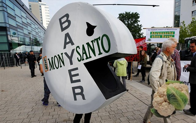 Διαδηλώσεις σε όλον τον κόσμο εναντίον της Bayer-Monsanto το σαββατοκύριακο - Φωτογραφία 1