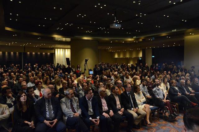 Πλήθος κόσμου στη προεκλογική συγκέντρωση στους ετεροδημότες της Αθήνας του δημάρχου Αγρινίου Γιώργου Παπαναστασίου -ΦΩΤΟ - Φωτογραφία 1