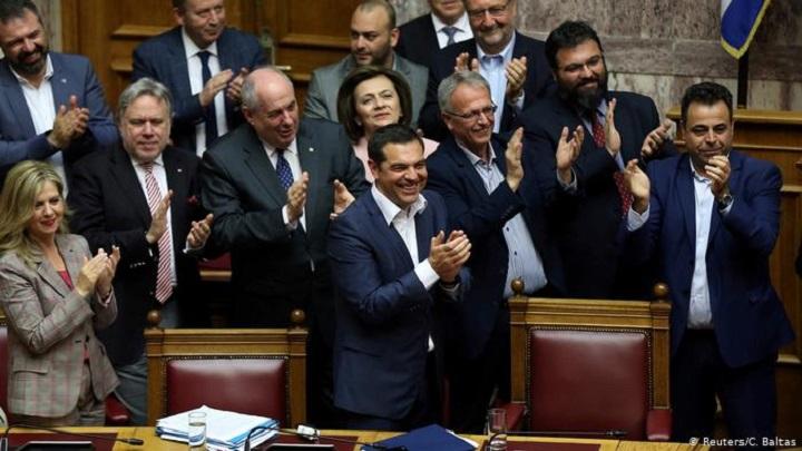 Handelsblatt: «Καθόλου ενθουσιασμένοι οι πιστωτές» με τα μέτρα Τσίπρα - Φωτογραφία 1