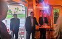 Επίσκεψη του υποψήφιου Δημάρχου Κώστα Παλάσκα και αντιπροσωπείας υποψηφίων δημοτικών συμβούλων στις Κοινότητες Αγ. Γεωργίου, Κιβωτού, Κληματακίου, Κοκκινιάς και Πολύδενδρου