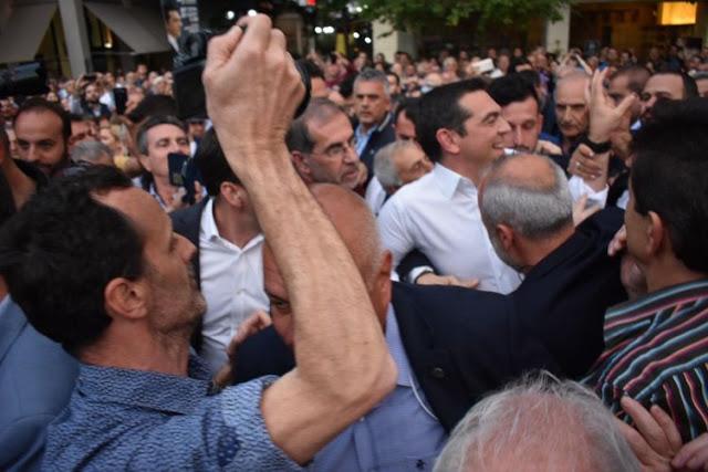 Αλ. Τσίπρας από Αγρίνιο: «Όλα αυτά τα χρόνια πορευτήκαμε με μοναδικό γνώμονα την Ελλάδα των πολλών» – Οι αναφορές στην Αιτωλοακαρνανία (VIDEO + ΦΩΤΟ) - Φωτογραφία 18
