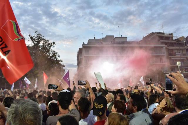 Αλ. Τσίπρας από Αγρίνιο: «Όλα αυτά τα χρόνια πορευτήκαμε με μοναδικό γνώμονα την Ελλάδα των πολλών» – Οι αναφορές στην Αιτωλοακαρνανία (VIDEO + ΦΩΤΟ) - Φωτογραφία 22