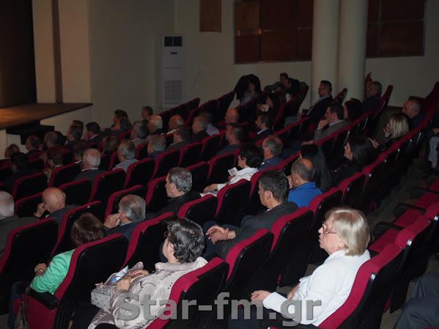 O  υποψήφιος Περιφερειάρχης Δυτικής Μακεδονίας Γιώργο Κασαπίδης  στα Γρεβενά (εικόνες + video) - Φωτογραφία 11