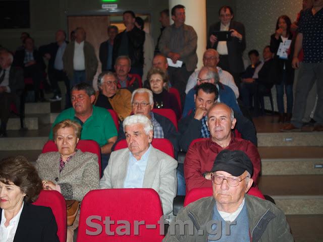 O  υποψήφιος Περιφερειάρχης Δυτικής Μακεδονίας Γιώργο Κασαπίδης  στα Γρεβενά (εικόνες + video) - Φωτογραφία 13
