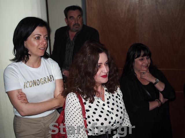 O  υποψήφιος Περιφερειάρχης Δυτικής Μακεδονίας Γιώργο Κασαπίδης  στα Γρεβενά (εικόνες + video) - Φωτογραφία 14