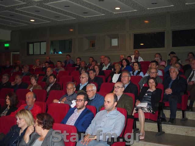O  υποψήφιος Περιφερειάρχης Δυτικής Μακεδονίας Γιώργο Κασαπίδης  στα Γρεβενά (εικόνες + video) - Φωτογραφία 16
