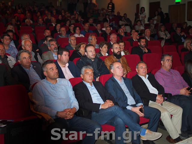 O  υποψήφιος Περιφερειάρχης Δυτικής Μακεδονίας Γιώργο Κασαπίδης  στα Γρεβενά (εικόνες + video) - Φωτογραφία 18