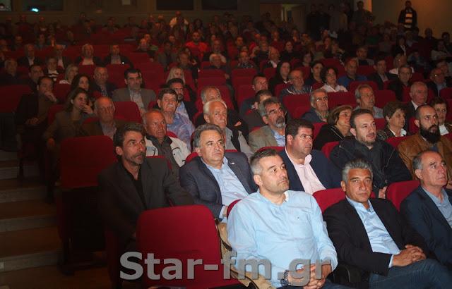 O  υποψήφιος Περιφερειάρχης Δυτικής Μακεδονίας Γιώργο Κασαπίδης  στα Γρεβενά (εικόνες + video) - Φωτογραφία 19