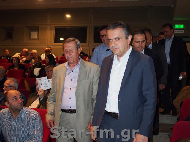 O  υποψήφιος Περιφερειάρχης Δυτικής Μακεδονίας Γιώργο Κασαπίδης  στα Γρεβενά (εικόνες + video) - Φωτογραφία 2